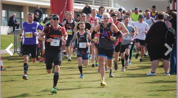 Starfish Races. Runners