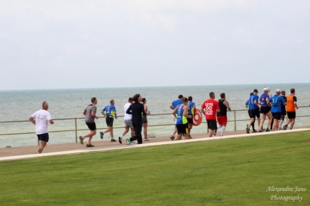 Runners. Starfish Races