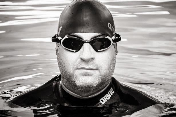 Swim the big blue- Fundraising