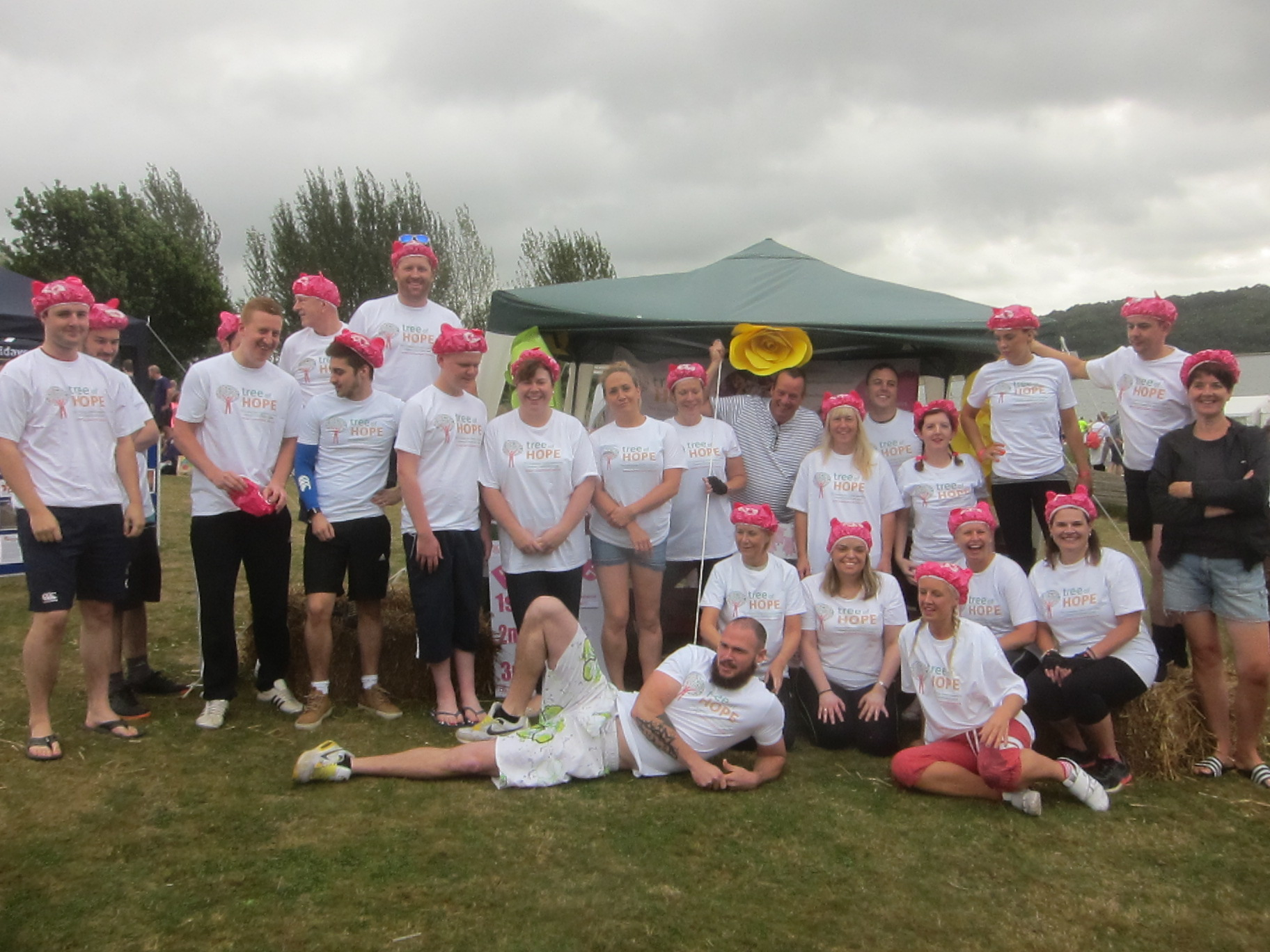 M&S Dragon Boat Racing