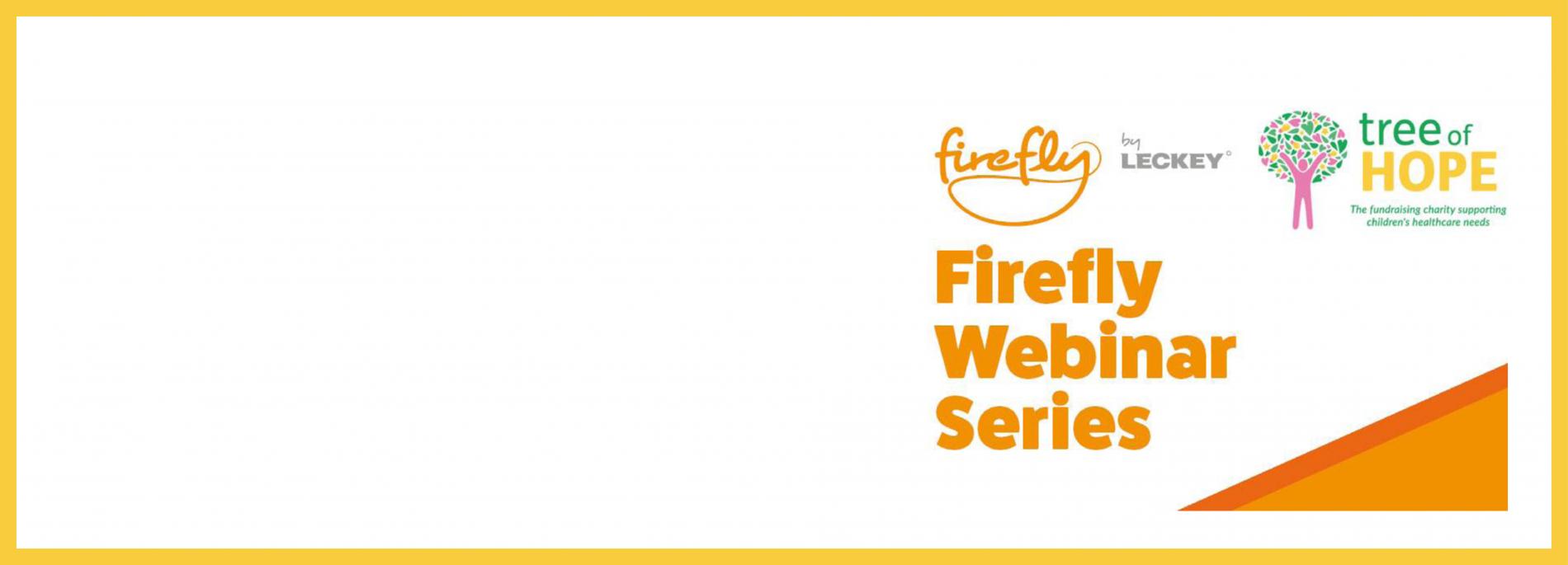 FIrefly Webinar. Web Banner