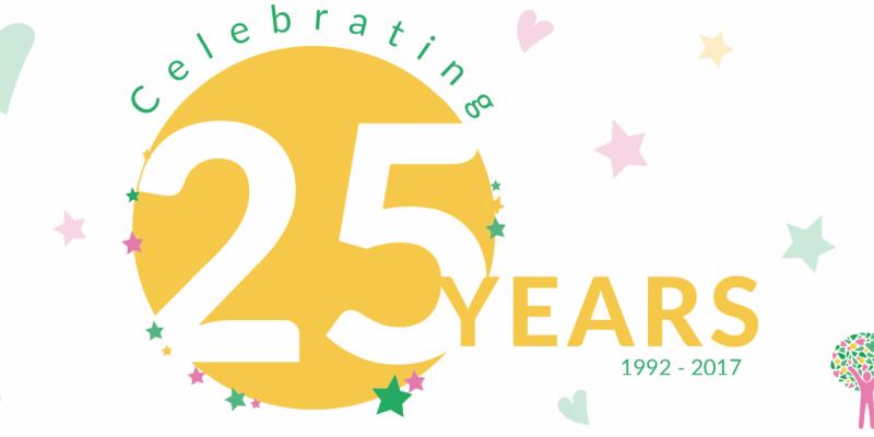 25th Year Anniversary