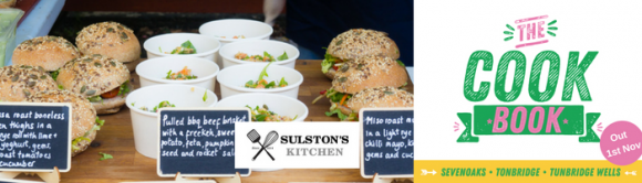 Sulstons. The Cook Book. Website