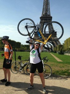 Jenny Eiffel Tower 1
