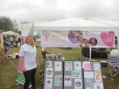 Tree of Hope Stall