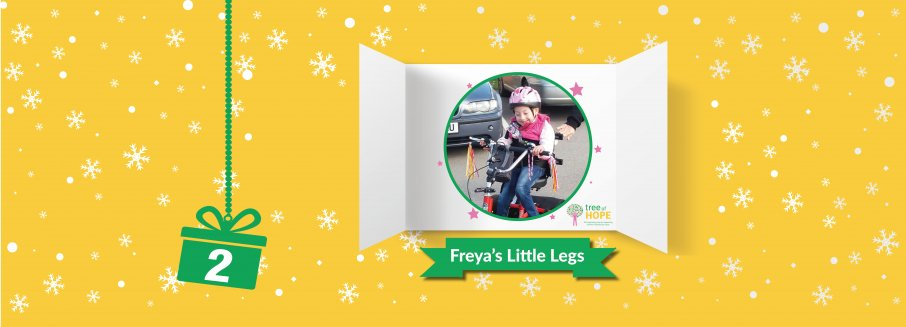 Freya Little Legs web banner