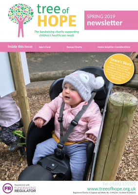 Spring Newsletter Front page 2019