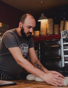 Jamie Tandor - Bicycle Bakery