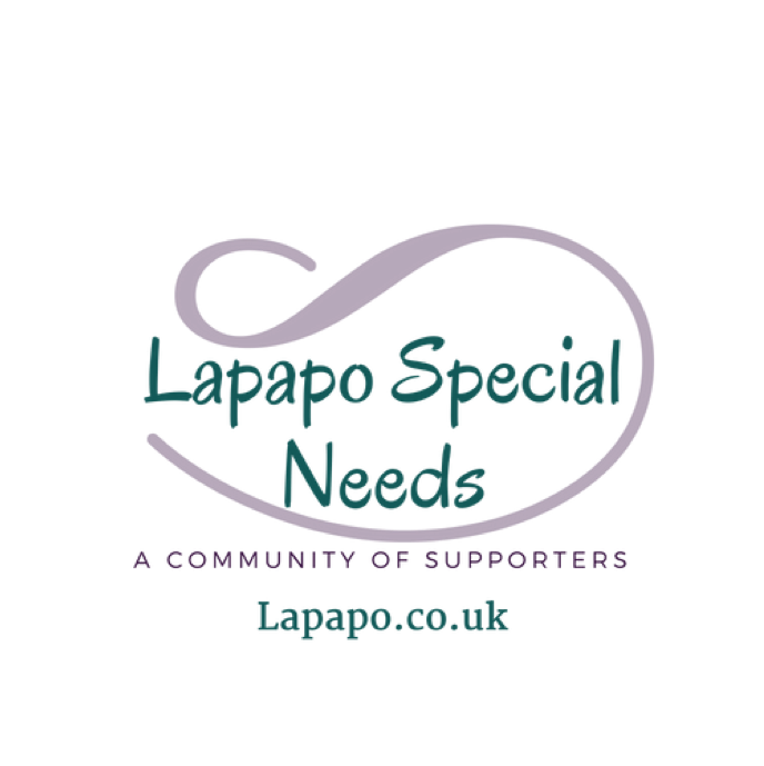 lapapo special needs supporter logo
