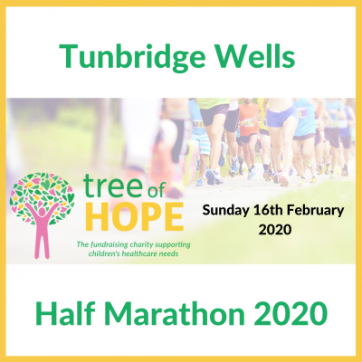 Tunbridge Wells Half Marathon 2020