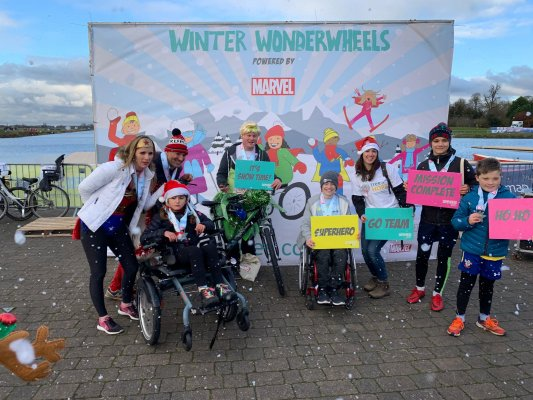 winter wonderwheels
